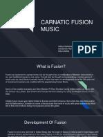 Fusion Carnatic Music (3)