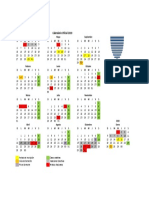 Calendario Oficial IUGT 2019