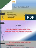 Ppt- Ensayo Argumentativo - Etica