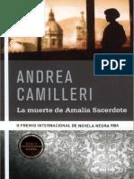 41444106 Andrea Camilleri La Muerte de Amalia Sacerdote