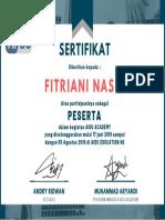 Fitriani Nasir
