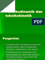234808452-Toksikodinamik-Dan-Toksikokinetik.ppt