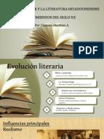Unidad 7 Literatura Estadounidense - Ciomara Martínez