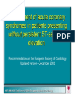 ESC ACS Guidelines Slideset
