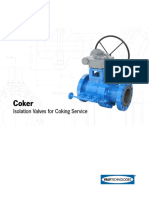 315_Isolation Valves for Coking Service_March 2019_reduced