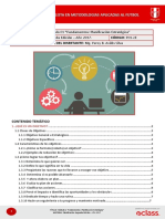 Planificación 01 - Fundamentos de Planificación Estratégica