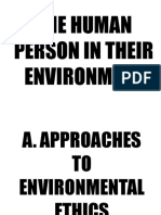 the human personality