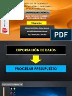 Exportación de Datos - Final