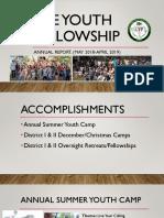 LYF Report 2018