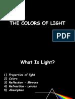 grade 8 science light