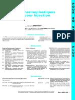 Polyesters thermoplastiques  PET et PBT pour injection.pdf