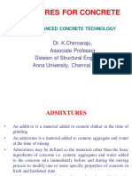 9. Mineral Admixtures