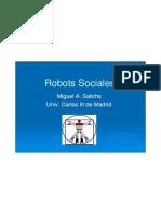 Robots Sociales Texto