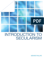 An Introduction to Secularism(1)