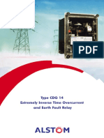 Extremely Inverse Time Overcurrent CDG14.PDF