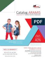 Catalog Gradinita Aramis 2018 Web