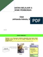 PPT_Modul_Daring_KB_3_Teknik_Pemboran.pptx