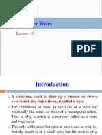 Lecture 9 fluid mechanics