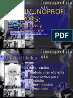 INMUNOPROFILAXIS Y VACUNACIÓN 2010 VERSION 2003