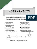 Astaxanthin Ver 1.0