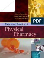 Theory and Practice of Physical Pharmacy - E-Book_nodrm