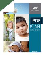 Early Years Plan 2012-2018