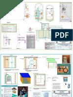 12.13.2.- Plano de Instalaciones Hidraulicas Del Reservorio