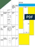 Program Ruang Dan Site Plan