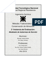 MORINIGO, ZINI LÓPEZ - Modelado de Isotermas de Sorción.doc