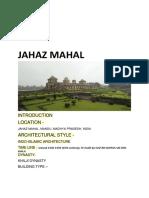JAHAZ MAHAL1