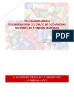 Diapositivas Valoración Medica Curso Crecovi Mayo 2018