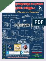 Boletin 3 III Abierto Internacional Hotel CEMAR 2016