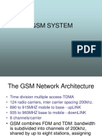 Lecture - GSM