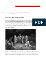 dante's inferno worksheets.docx
