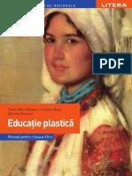 Manual Educatie Plastica Cls7 Cu Coperti