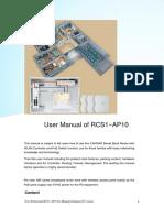 User Manual of RC51-AP10