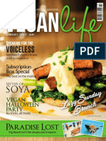Vegan Life October 2017