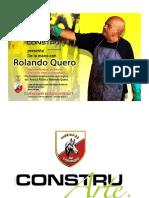 Brouchure Rolando Quero