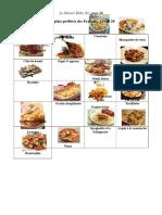 Les plats préférés des Français.doc
