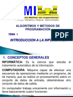 Tema 1 Introd. a La Informatica