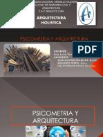 Psicometria y Arquitectura