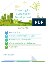 Financing for Development (FfD) Presentation