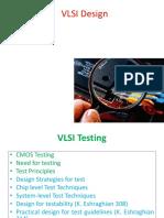 VLSI Testing Unit 5