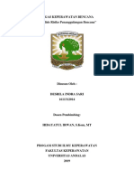 FAKULTAS KEPERAWATAN UNAND-TUGAS KEPERAWATAN BENCANA-DESRILA INDRA SARI-1611312014.docx