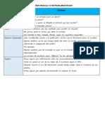 planificación curricular y evaluación formativa