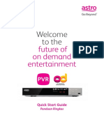 Astro PVR Quick Start Guide