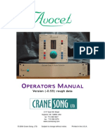 Avocet Manual 2