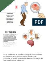 Parkinson Presentacion