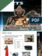 Southeast Asian Arts