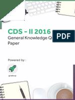 CDS-II 2016 GK Question Paper (English).PDF-55